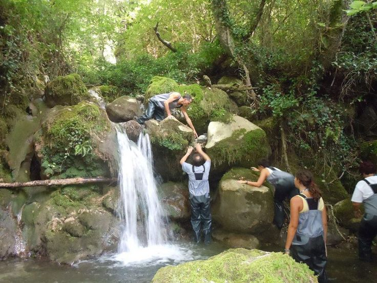 #trekking fluviale