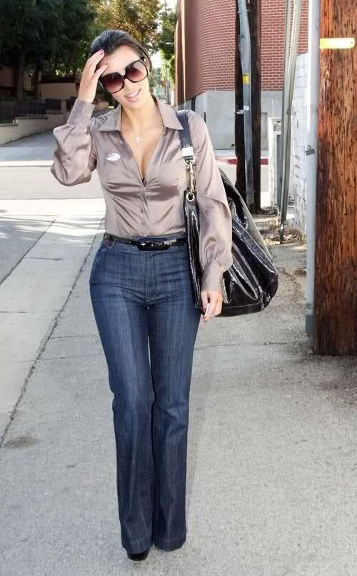 the Fashion Spot - View Single Post - Kim Kardashian (October 2006 - July 2009)
