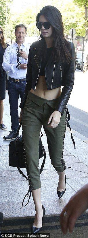#KendallJenner #Streetstyle
