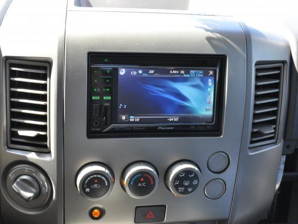 2005 Titan System upgrade from Stock RF system - Nissan Titan Forum
