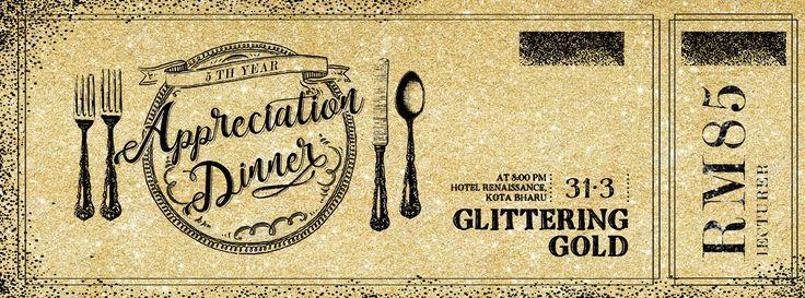 Appreciation Dinner Ticket