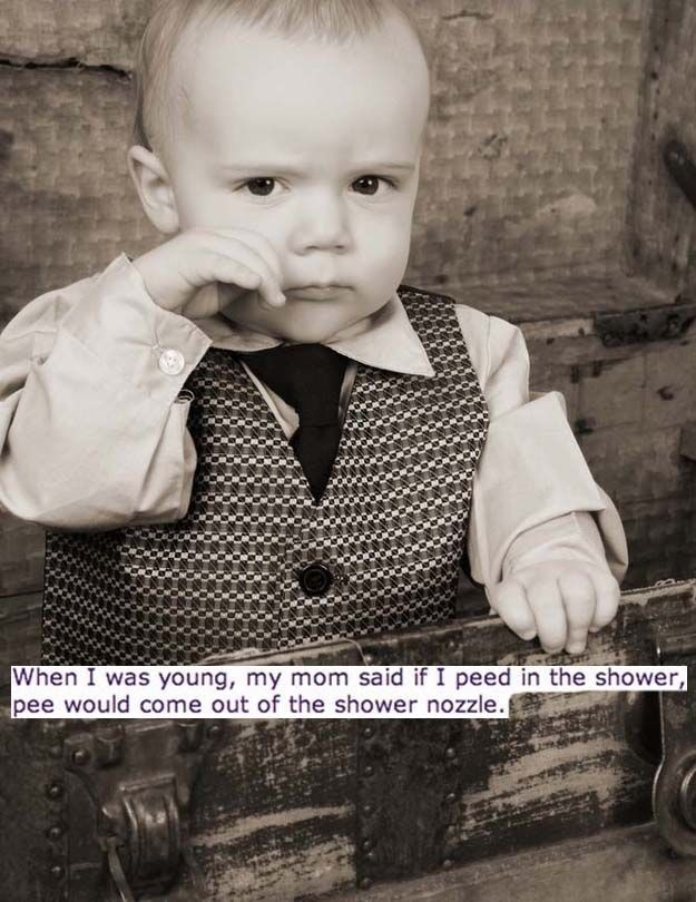 Best Lies We Tell Our Kids Images On Pinterest Children - 19 hilarious things that kids have said to their parents