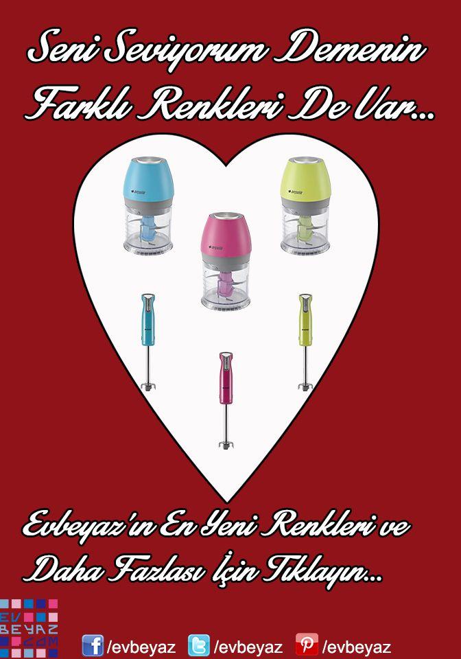 Seni Seviyorum Demenin Farklı Renkleri De Var...