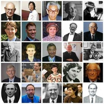 25 Modern science, math and technology leaders who were homeschooled