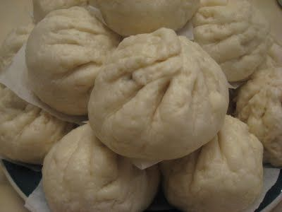 images about Banh bao Steamed buns, Pork buns