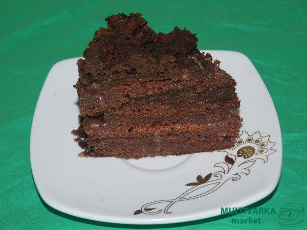 Торт Нутелла. Рецепт приготовления торта Нутелла при помощи мультиварки
