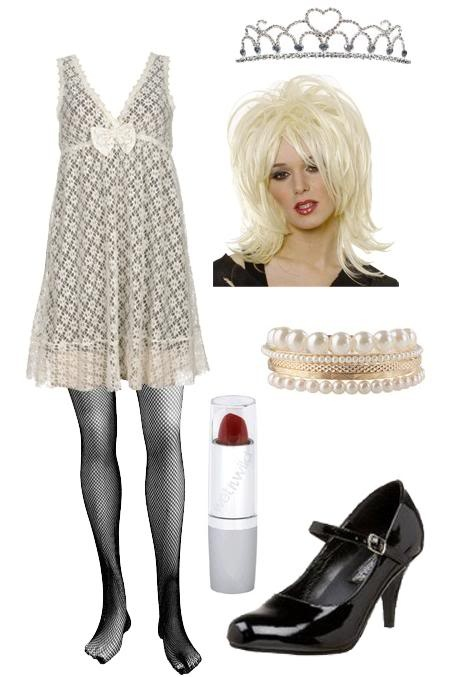 Halloween Costume: Courtney Love | What the Frock ...
