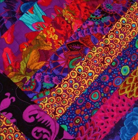PURPLE PASSION Kaffe Collective fabrics #Kaffe my favorite