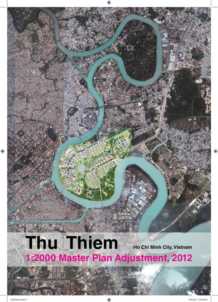 #ClippedOnIssuu from Thu Tiem Master Plan Report