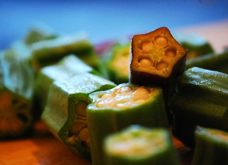 How To Cook Okra That's Not Slimy