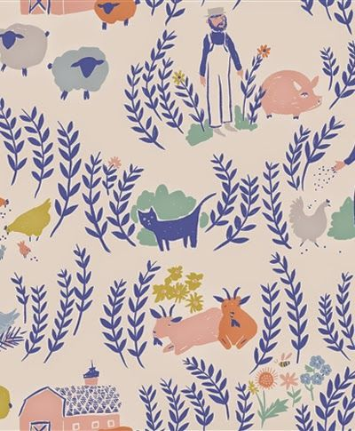 Birch Fabrics | Homestead by Emily Isabella