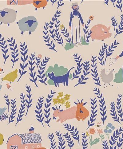 Birch Fabrics | Homestead by Emily Isabella