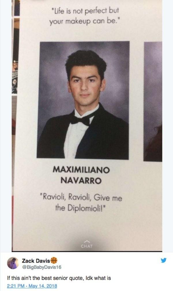 40 Hilarious Good Grad Quotes Senior quotes funny, Funny