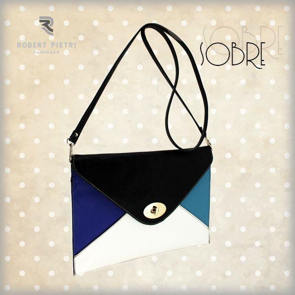 - Modelo SOBRE de la colección SS2014 de Robert Pietri #handbags #moda #fashion #bolsos #tendencia