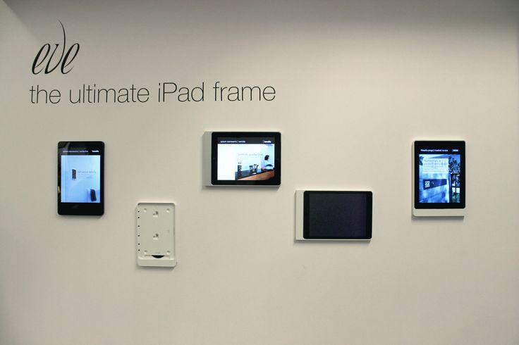 Ramki Eve do iPada na targach Dom Inteligentny 2014