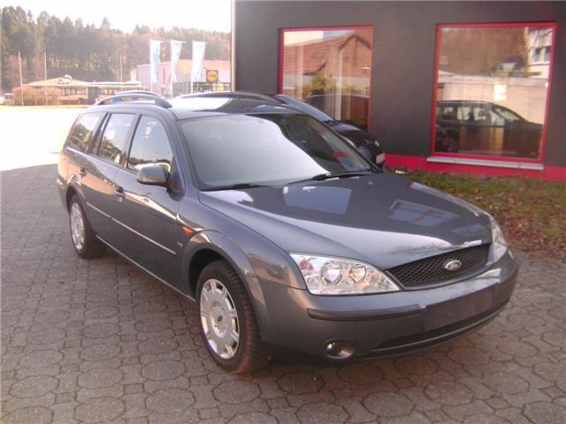 Ford Mondeo 2.5  Turnier-Ghia-Alus-Scheckheft-1.Hand-Klima Grau - 2