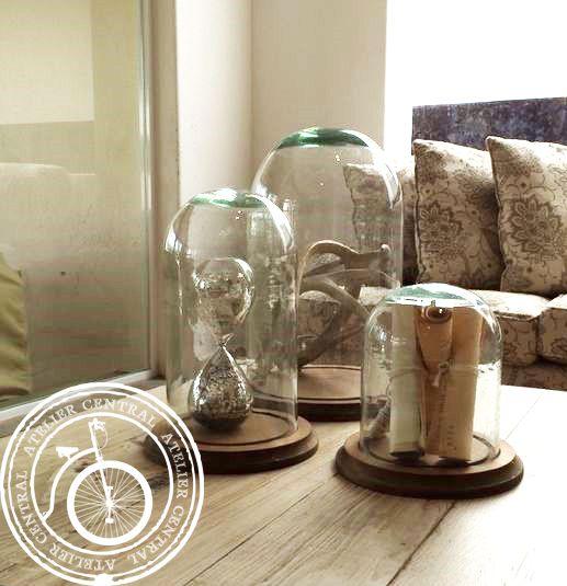 36 best inspiraciones atelier central images on pinterest - Objetos rusticos para decoracion ...