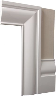 TM & TM Classic Architraves | French Architectural and Decorative Mouldings, French Wall Skirting Boards, French Architraves
