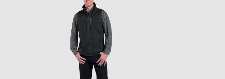 Kühl Clothing | Burr™ Vest in Men Outerwear
