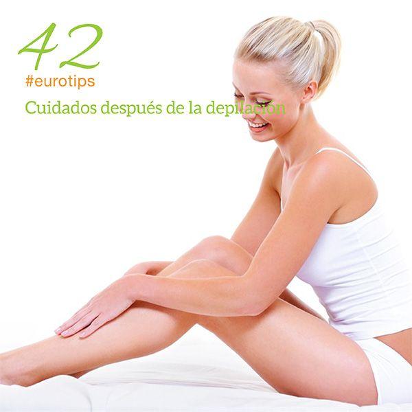 Cuidados después de afeitarte las piernas: No uses de inmediato cremas que posean fragancias muy pastosas o que contengan alfahidroxiácidos. Pues es probable que te causen comezón e incluso una erupción.