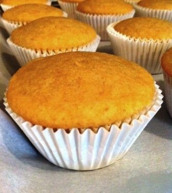 A terrific recipe for Gluten Free Vanilla Cupcakes is essential. This recipe is simple, fast and very vanilla!