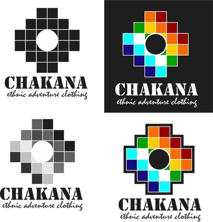 logos chakana by chakana-watemala