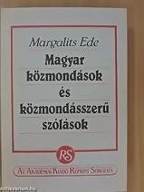 Magyar közmondások és közmondásszerű szólások