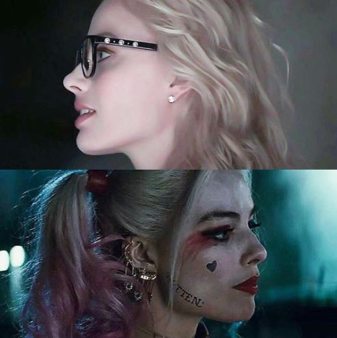 Harleen Quinzel ❤ Harley Quinn ❤