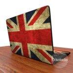 Adesivo para notebooks e ultrabooks Bandeira do Reino Unido