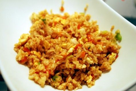 """Japanese Steak House Fried Rice  with the """"secret"""" ingredient..."""