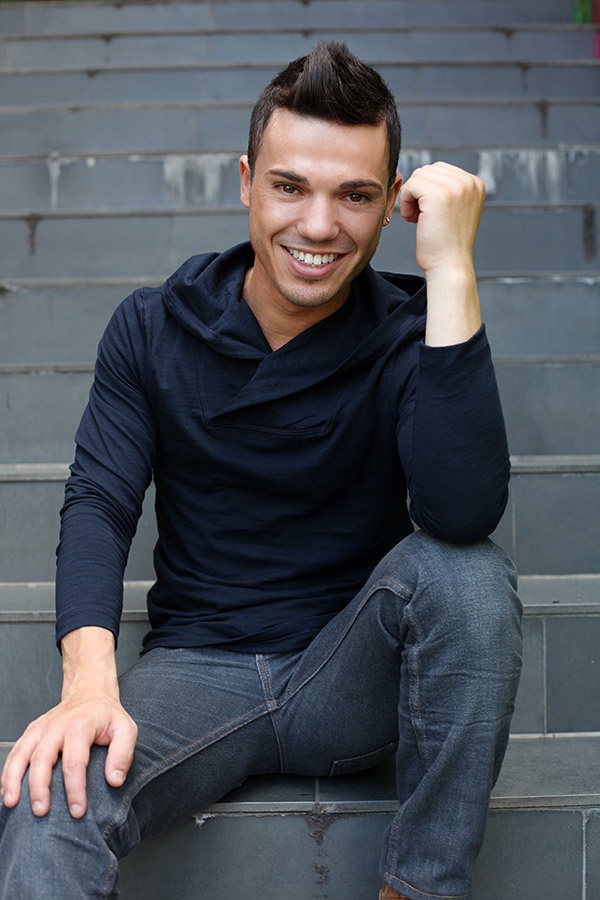 Anthony Callea - Birth name: Anthony Cosmo Callea - Born: 13 December 1982 (age 30) Melbourne, Victoria, Australia -Partner(s): Tim Campbell http://en.wikipedia.org/wiki/Anthony_Callea