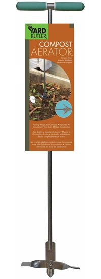 "Compost Turner Aerator (36"") 