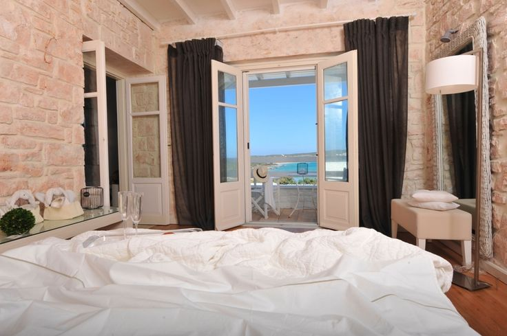 Villas Grand Master Bedroom with View