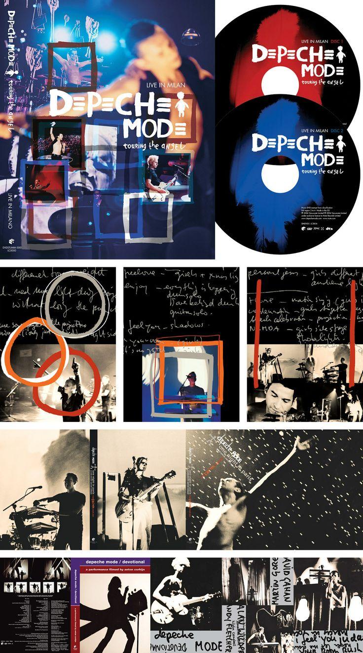 Depeche Mode Merchandise Spirit Tour