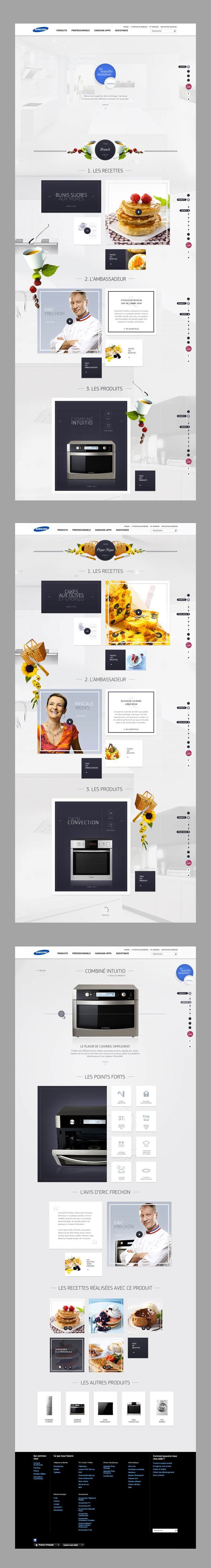 Nouvelles Invitations by Samsung / Conception, Creative Direction & Art…