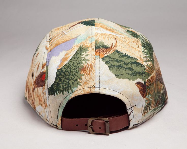 Lots of Spirit Hat Co. — Grouse 5 Panel