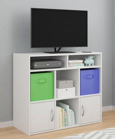 Altra Furniture Lucerne Media Storage Unit #zulily #zulilyfinds