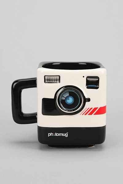 Camera Lens Mug - Urban Outfitters