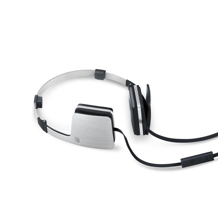 Urbanista Copenhagen Gun Metal Headphones: Headphones Design, Fun Knick Knacks, Stuff, Folding Headphones, Metal 59 00, Copenhagen Gun, Metal Headphones
