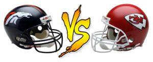 Denver Broncos vs Kansas City Chiefs Live Streaming Online