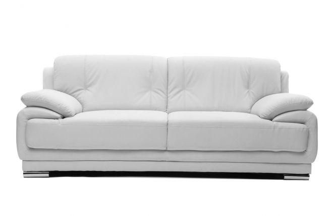 Soldes Canapé Miliboo promo canapé, achat en soldes Canapé cuir design blanc 3 places TAMARA prix Soldes Miliboo 599,00 € TTC Prix conseillé...