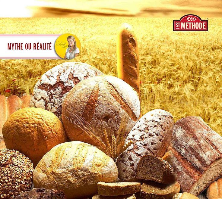 Nous croyons à tort que le fait de bannir les glucides pourrait nous permettre de perdre du poids. Dans les faits, il faut plutôt choisir les bons glucides, ceux retrouvés dans les grains entiers par exemple. Notre pain 100% grains entiers avec blé germé de la gamme Les Grains St-Méthode est le choix idéal pour illustrer ceci.