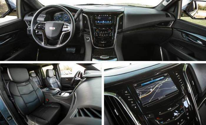2018 Cadillac Escalade Interior Live Wire Entertainment