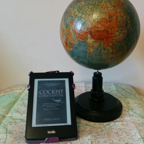 Book review ~ Cockpit Confidential: Everything You Need to Know about Air Travel