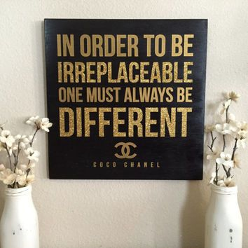 Best Coco Chanel Decor Products on Wanelo