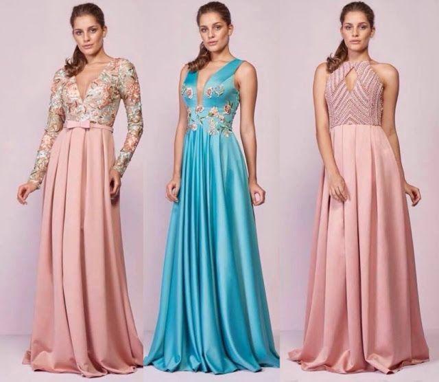 vestido de madrinha 2016