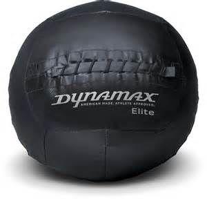 Dynamax Elite 2 kg  Description: De Dynamax Elite ballen zijn sterker dan de normale Dynamax Medicine Balls en hebben een standaard diameter van 355 cm zijn verkrijgbaar in gewichten variërend van 4 lbs - 30 lbs (18 kg - 137 kg). De Medicine Ball is een veelzijdig trainingsproduct dat al zeer lange tijd wordt gebruikt bij revalidatie en krachttraining. Het gewicht van de medicine ball kan met de juiste toepassing de kracht coördinatie en stabiliteit verbeteren en daarmee bijdragen aan betere…