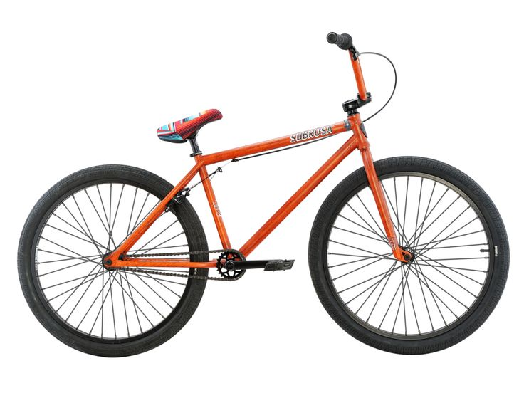 "Subrosa Bikes ""Malum 26"" 2016 BMX Cruiser Bike"