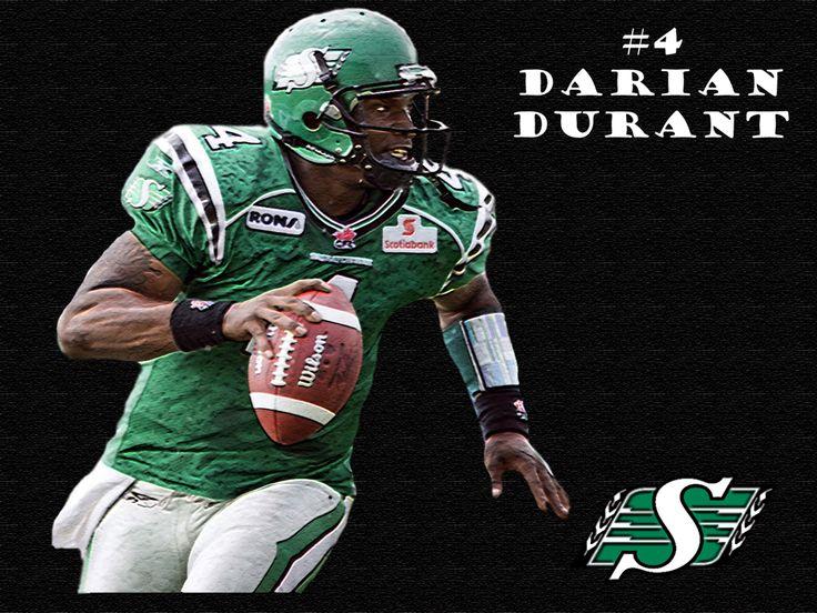 Darian Durant #4