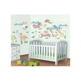 Meer dan 1000 ideeën over Boerderij Babykamers op Pinterest ...